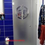 Стеклянные перегородки для душевой кабины