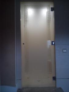 стеклянные двери для бани размеры с коробкой