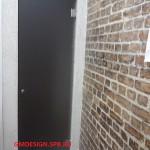 Стеклянные двери для душа