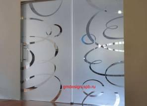 пескоструйные рисунки на стекле и зеркале фото
