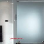 Раздвижные двери с напольной направляющей премиум класса