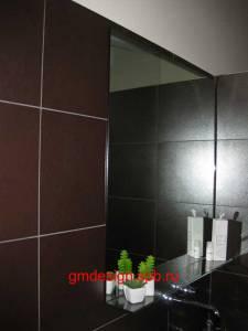 зеркало с полкой для ванной комнаты купить