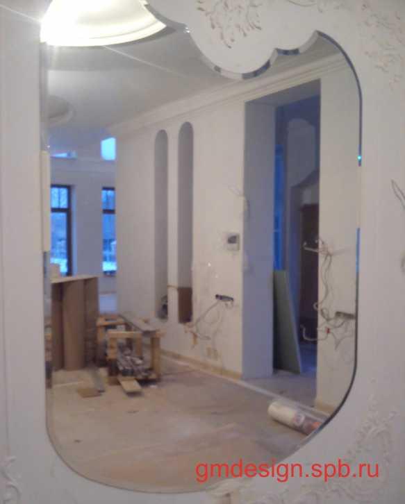 Зеркала больших размеров