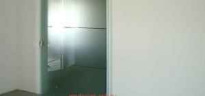 двери для душа стеклянные раздвижные
