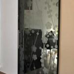 Каленое стекло на заказ в СПб