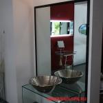 купить стеклянную мебель на заказ в СПб